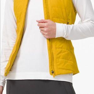 Lululemon vest jacket size small
